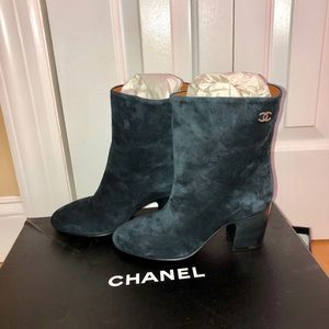 NWT Chanel Booties